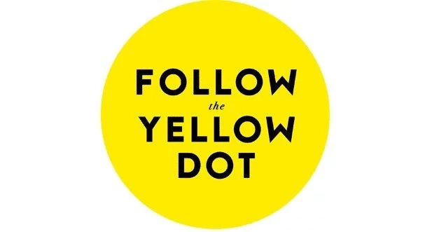 Why shopaholics are on the lookout for yellow dots