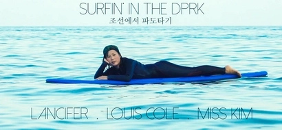 'Surfing in the DPRK'! Watch this viral hit music video from North Korea!
