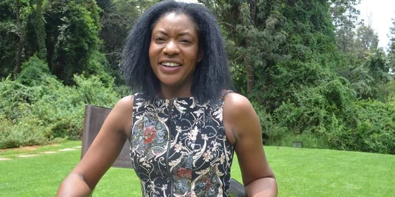 Kijana Wamalwa's widow Yvonne Wamalwa is dead