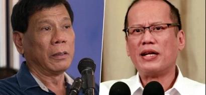 WATCH: PNoy changes his mind; calls Duterte a patriot