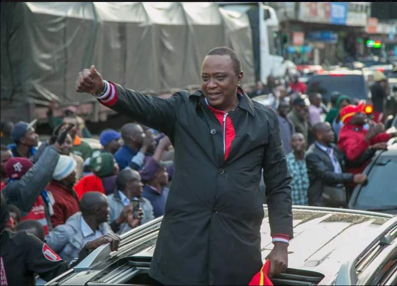 Lets provw the Supreme Court wrong- Uhuru urges supporters