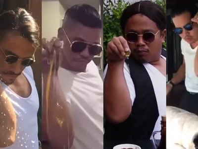 Who is this SaltBae and why are Filipinos crazy over him?