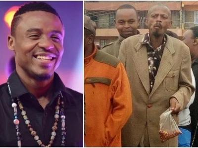 Mwanamuziki wa Tanzania - Ali Kiba - pia afanya #GitherimanChallenge (picha)