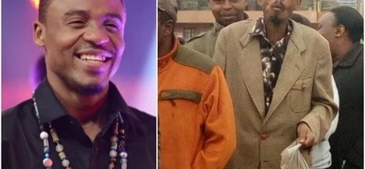 Ali Kiba takes on the Githeri challenge and it's hilarious