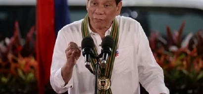 Bastos talaga! Duterte condemns Obama to hell, EU to purgatory