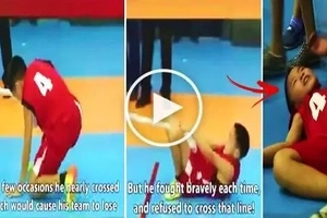 Walang sukuan: This young boy became a legend for saving his team in epic tug of war! Watch him do the impossible in this viral video!