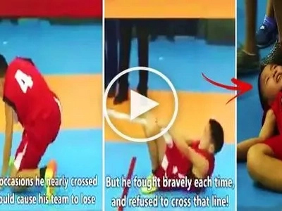 This young boy became a legend for saving his team in an epic tug of war! Watch him do the impossible in this viral video!