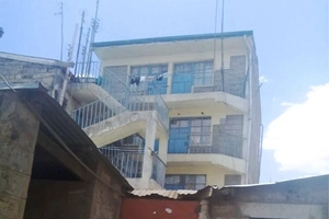 Hazina estate and five others in Nairobi with condemned buildings you should avoid