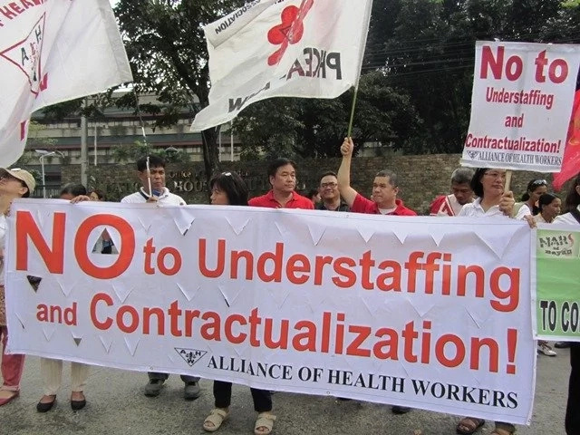 Recto: Gov't has one of the largest contractual workers in PH