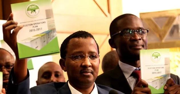 Aliyekuwa mkuu wa tume ya uchaguzi apata kazi nchini Somalia baada ya kutimuliwa ofisini na upinzani