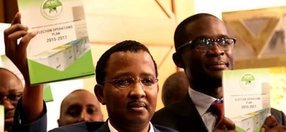 We would rather go to jail than resign- IEBC chairman Isaack Hassan