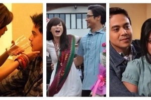 Career trends in Pinoy romantic films! Rounding up the top 4 most common jobs that lead stars in the movies do.