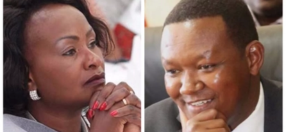 Wavinya Ndeti's case seeking to nullify Governor Alfred Mutua's election is not going well after lawyer disowns her affidavits