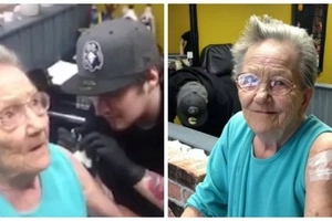 79 year-old grandma escaped from her nursing home for the best reason ever