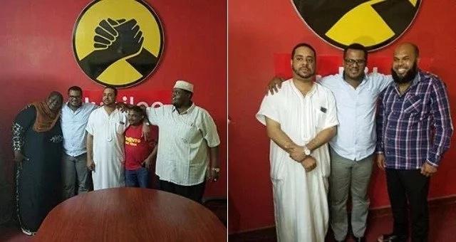 Hassan Omar joins Jubilee