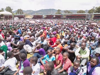 CORD and Jubilee supporters clash at Mashujaa Day celebrations in Mombasa