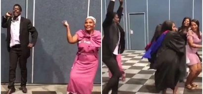 Pure joy! This video of an African family DANCING at a graduation will make your day (photos, video)
