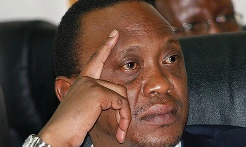 URP upset with Uhuru over 'snubbing' by-election events