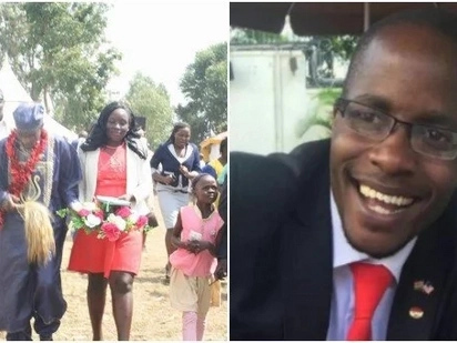 Flamboyant ODM politician throws a pompous party to thank residents for rejecting him