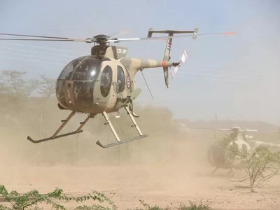 KDF begins bombing forest in hunt for al-Shabaab