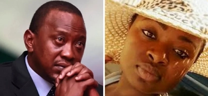 Uhuru's emotional message to the family of JKUAT girl murdered by her brother over Weetabix