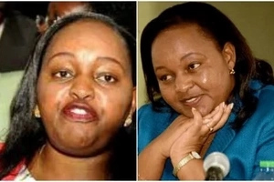 ANNE-BELIEVABLE: Waiguru enjoying a sizeable lead in race for Kirinyaga governor