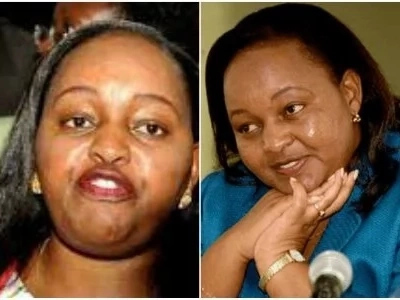 Waiguru on the verge of winning Jubilee ticket to join Joyce Laboso in the race for governor