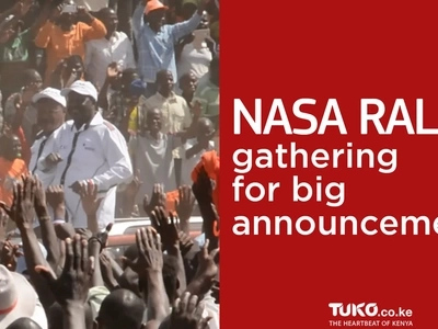 I'll fix what Jubilee has done wrong - Raila Odinga goes BIG with his promises (video)
