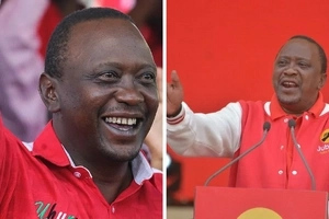 10 photos that show how age has caught up with President Uhuru Kenyatta