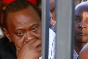 Jubilee governor embarrassed in front of Uhuru, Ruto