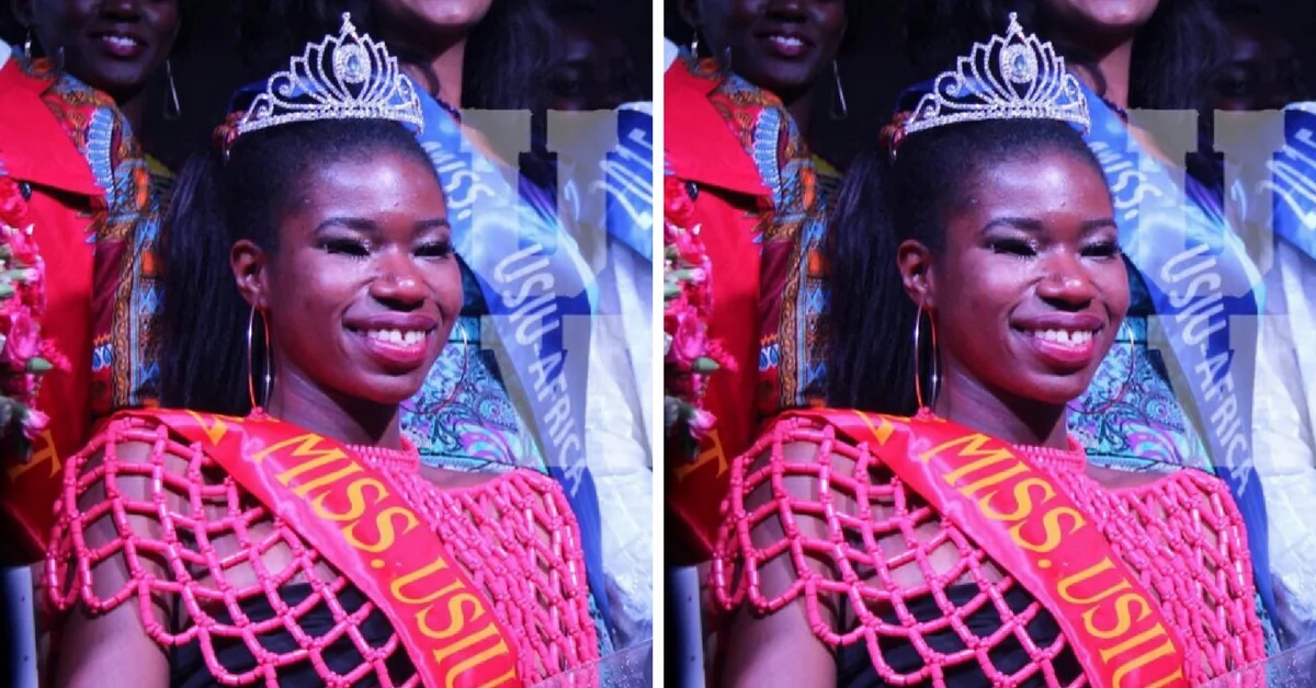 One on one with Nneka Obi, the just crowned Miss USIU Africa