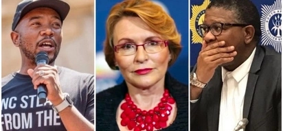 In memes: Fikile Mbalula and Helen Zille take jabs at each other on Twitter