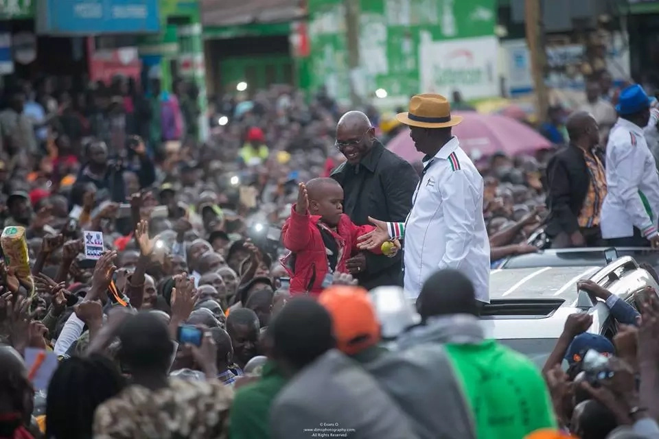 IEBC commissioners security withdrawn, their lives in danger - Raila