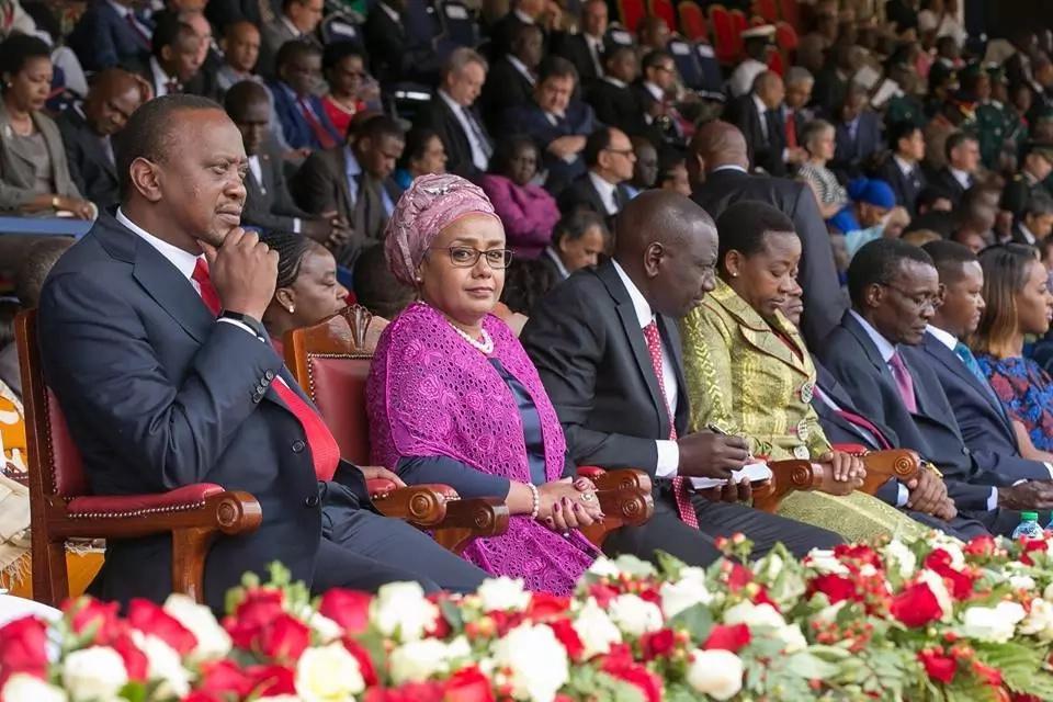 Uhuru home