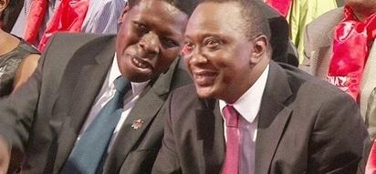 Jubilee identifies Eugene Wamalwa's running mate in the race for Nairobi governor