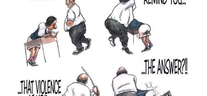 Utovu wa nidhamu? Walimu wamvamia mwanafunzi na kumpa 'kichapo cha mbwa' (video)