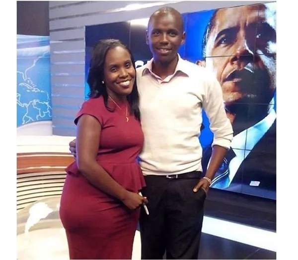Why KTN news anchor Linda Ogutu is worried after her daughter joined school