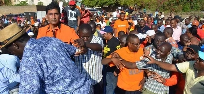 Concerns raised about Raila Odinga security and safety after Malindi fall
