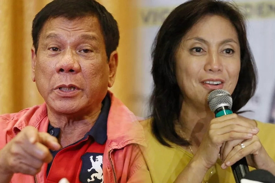 Leni on Duterte: Hopeful for a good working relationship