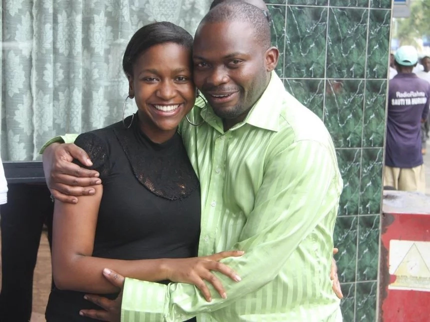 Quincy Timberlake abandoned us in 2010 and married Esther Arunga - Kenyan woman reveals