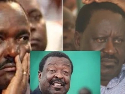 Raila's loss to Uhuru leaves Mombasa man 'mad'