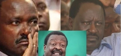 Raila to soon be abandoned by Kalonzo,Mudavadi and Wetangula