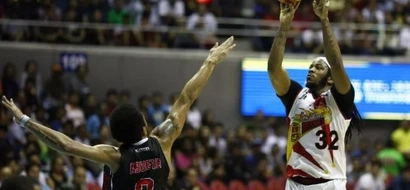 San Miguel Beermen off to a good start with AZ Reid