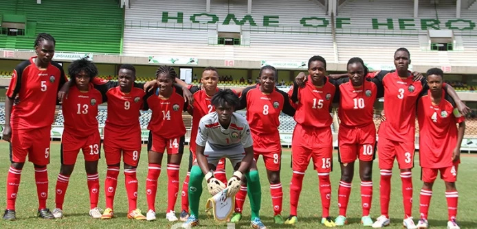 Harambee Starlets coach suspended over sex scandal