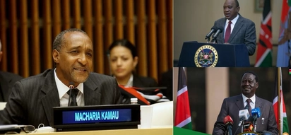 No thanks - Government scoffs at idea that US intervenes to end Jubilee, NASA rivalry