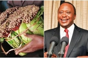 Uhuru's huge gift to Meru residents ahead of the August elections
