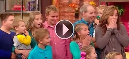 Family that adoped 6 children received a life-changing surprise at Rachel Ray Show