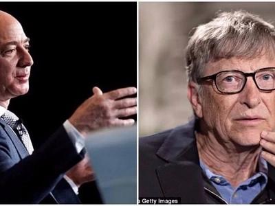 Amazon founder Jeff Bezos surpasses Bill Gates as world's richest person