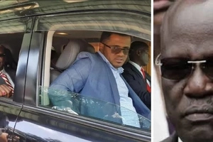 Senator Muthama gets rude shock after suggesting he would go for Nairobi seat