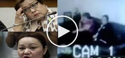 #Bistado: Vengeful ex-NBI official releases shocking CCTV of De Lima meeting Napoles
